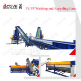 플라스틱 PP PE 세탁기 및 재생 선
