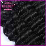 Волосы бразильянина волны нового выдвижения человеческих волос девственницы Remy прибытия дешевого бразильского глубокие