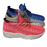 Женщин специализированные системы впрыска Canvas обувь Sneaker Pimps спортивную обувь (YJ1216-1)
