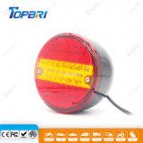 indicatore luminoso posteriore rotondo di combinazione di 12/24V Rh/Lh LED