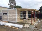 Estrutura de aço pré-fabricados de baixo custo House