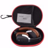 Коробка застежки -молнии вспомогательного оборудования наушника высокого качества мешка шлемофона хранения случая наушников ЕВА портативная