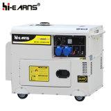 6 квт серебристый цвет скрытой домашнего использования генератора (DG8500SE)