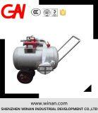 Carro móvel de /Foam do tanque da espuma para o equipamento da luta contra o incêndio