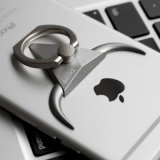 Suporte material do anel do telefone móvel de Bull do PC da alta qualidade