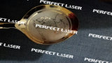 Macchina portatile della marcatura del laser della fibra del metallo di alluminio d'acciaio del bottaio
