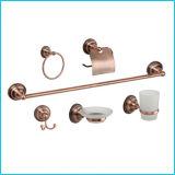 Accessori in lega di zinco della stanza da bagno impostati