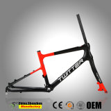 451# carbone T900 Mini Road Bike Frame avec la fourche
