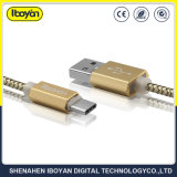 Mobile Zubehör USB-Typ c-Aufladeeinheits-Kabel für die schnelle Aufladung