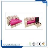 Base di sofà del tessuto della mobilia della camera da letto