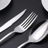 Jeux en plastique de couteau de fourche de cuillère de restaurant de vaisselle plate remplaçable neuve faite sur commande de modèle