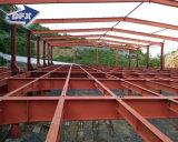 軽い組み立てのための中国の現代絶縁された鋼鉄病院の建築構造