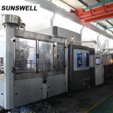 Sunswell 나무로 되는 포장을%s 가진 부는 채우는 캡핑 Combiblock 물 기계