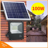 Rechargeale屋外の庭の芝生の点の照明のための太陽LEDのフラッドランプ