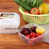 고품질 공장 가격 공간 건조한 과일 전시를 위한 주문 플레스틱 포장 상자