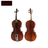 Precio al por mayor del instrumento musical todo el violoncelo sólido