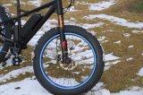 Leili 2018 nouvellement 48V 1000W Fat pneu vélo électrique fourche à suspension complète