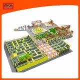 Play детей игровая площадка для установки внутри помещений в коммерческих целях