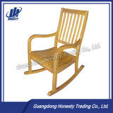 Cy111 Loisirs Patio rocking chair en bois