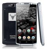 Teléfono elegante de Smartphone 2g 16g de la base del patio de Oukitel K10000 Mtk6735