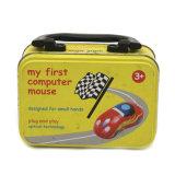 مقبض معدنة قصدير صندوق لأنّ تعليب حاسوب فأرة