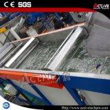 Machine van het Recycling van het Afval van het Schroot van de Fles van het huisdier de Plastic en Wassende Lijn