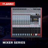 DJ Mezclador de audio con construir en 99DSP efector