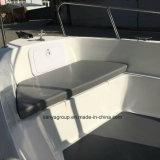 5m de fibra de vidrio China barco de pesca barco de pesca de FRP