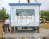 Planta de procesamiento por lotes por lotes del concreto preparado Hzs90 con el mezclador de Sicoma