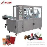 Новая машина для упаковки пленки коробки чая большого части сигары конструкции