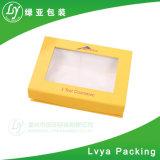 Магнитная коробка подарка картона закрытия
