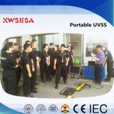 (Portabl UVSS) onder het Systeem Uvss van de Inspectie van het Aftasten van het Voertuig (Tijdelijke veiligheid)