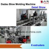 Máquina de molde do sopro para barreiras Water-Filled