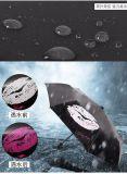 설명서 열리는 우산이 빨간 입술 디자인에 의하여 3가 접힌다