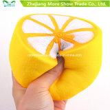 Het nieuwe 11cm Jumbo het Toenemen van het Fruit van Kawaii Squishy van de Citroen Squishy Leuke Langzame Speelgoed van de Gift Squishes