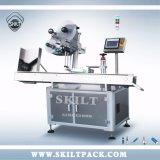 Skilt Fabrik-Aufkleber-Papier-horizontale anhaftende Etikettiermaschine