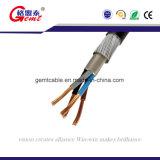 PVC/Swa/PVC gepanzertes Energien-Kabel 0.6/1kv