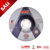 Sali T42 절단 금속 디스크 80m/S Abrasaive 가는 금속 디스크