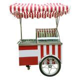Carrinho de gelato Armidale/carrinho de sorvete (marcação approvel)