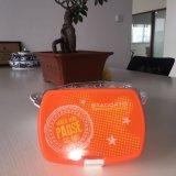 Film de transfert de chaleur pour Orange Boîte à lunch couvercle.