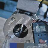 Getto o acciaio inossidabile forgiato lubrificato & valvola a rubinetto del manicotto