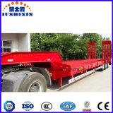 3 13m 60 tonnes d'essieu basse Lowboy lit semi-remorque ou semi-remorque de camion
