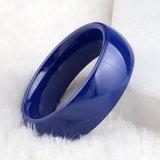 De hete Manier van de Juwelen van de Verkoop belt de Blauwe Groothandelsprijs van de Ringen van de Keramiek