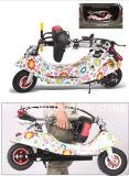 折る電気スクーター、オートバイ、Eの自転車