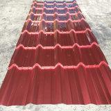 El Zinc de Pet de la placa de rodillo de aluminio para techos de materiales de construcción