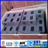 De standaard Droge Afgietsels van de Hoek van de Container van de Lading