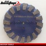 Средств диск вырезывания диаманта затыловки крюка 50# и петли конкретный