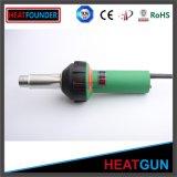 Kanon van het Lassen van de Hitte van de Machine van het Lassen van de Hete Lucht van de temperatuur het Regelbare