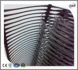 HDPE uniaxial plástico Geogrids de los muros de contención