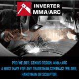 セリウム公認MMA 200A DCインバーター溶接工のアーク溶接機械